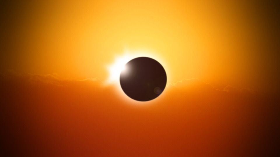 What to Do during an Eclipse (Islam)
